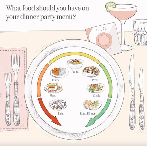 what cuisine to serve at a dinner party