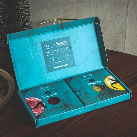Whiskey Cocktail Lover Gift Box