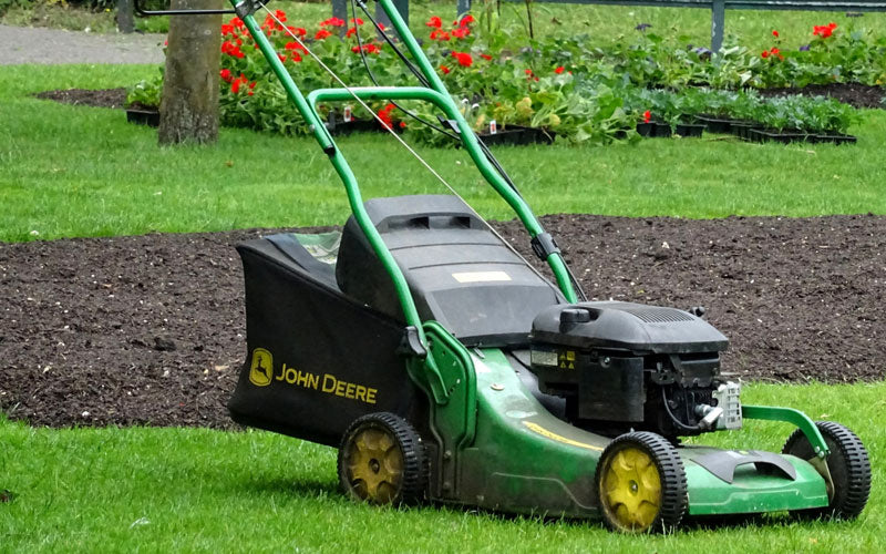 What is included in a Lawn Mower service?