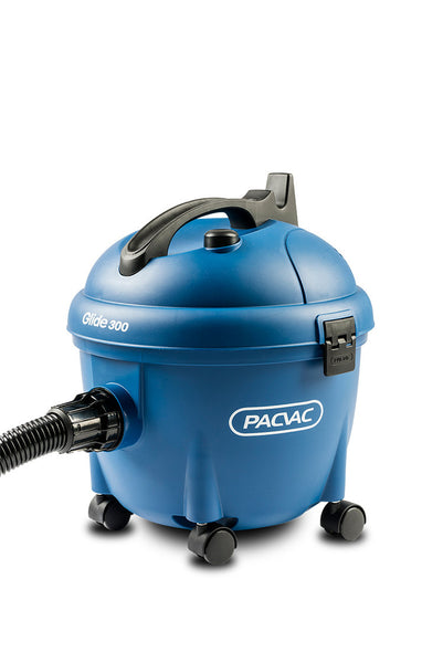 PACVAC Glide 300 Canister Vacuum Cleaner for Hospitality Industry