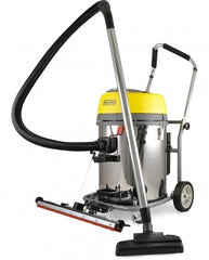 Pullman WD60LSSO 60L Wet & Dry Outrigger Vacuum Cleaner
