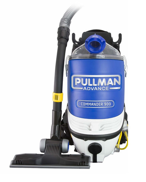 PULLMAN Advance Commander PV900 5.5L Backpack Commercial Vacuum Cleaner