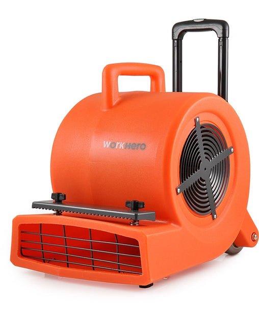 Work Hero SC900 1HP 900W Carpet Dryer Blower air Mover