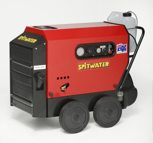 Spitwater 13-180H 2700PSI 5.5HP Commercial Hot Pressure Cleaner (SLD08)