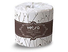Veora 22810F Exclusive Luxury Toilet Tissue 400 Sheets 2-Ply
