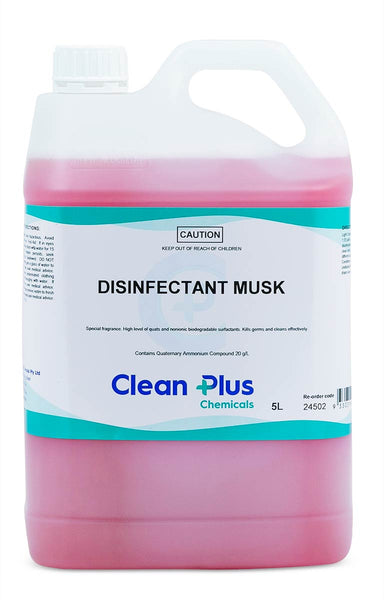 Disinfectant Musk Hospital Grade Special Fragrance Cleaner