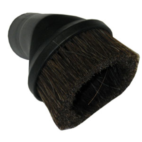 Round Dusting Brush With Horse Hair 35mm