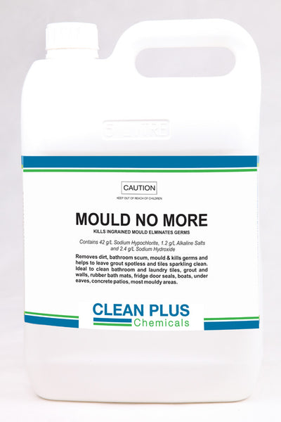 Mould No More