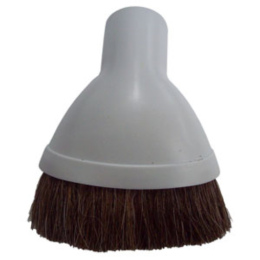Dusting Brush With Horse Hair 32mm Grey