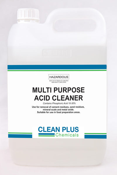 Multi Purpose Acid Cleaner
