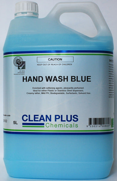 Hand Wash Blue with pleasant perfume 351