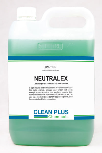 Neutralex - Natural pH all surface safe Floor Cleaner