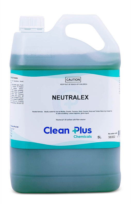 Neutralex - Neutral pH all surface safe Floor Cleaner