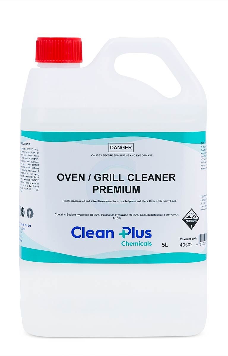 Oven Grill Cleaner Premium