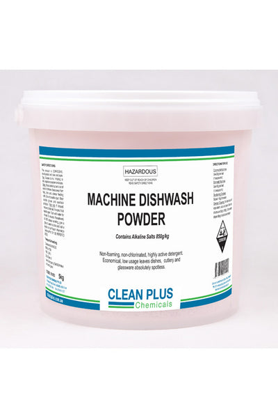 Machine Dishwash Powder
