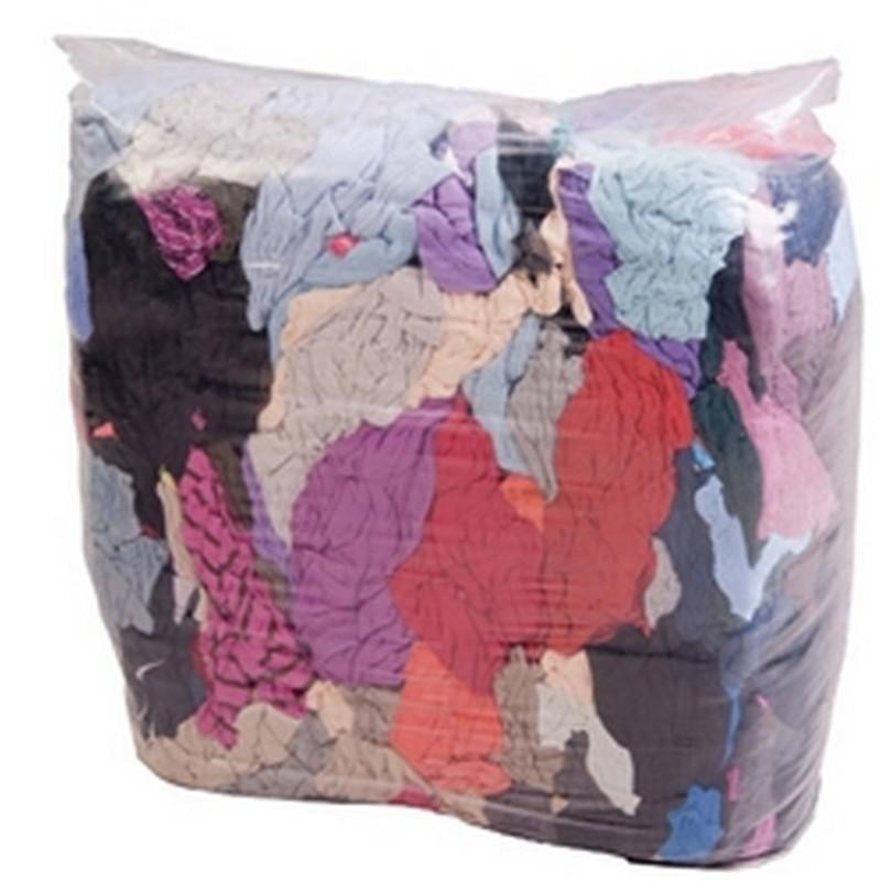 Coloured Singlet Rags 10kg