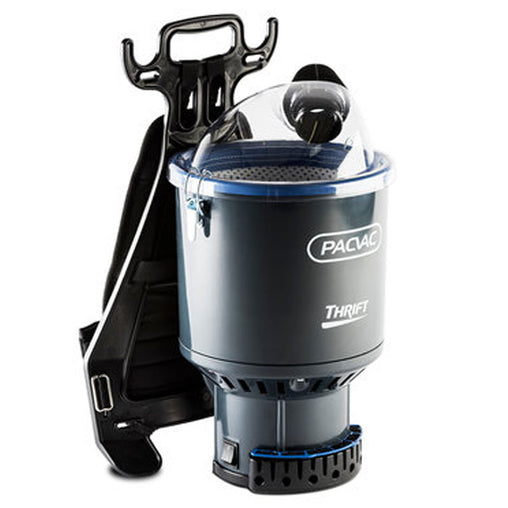 PACVAC Thrift 650TH Commercial Backpack Vacuum Cleaner
