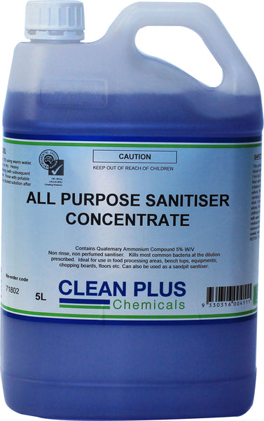 All Purpose Sanitiser Concentrate