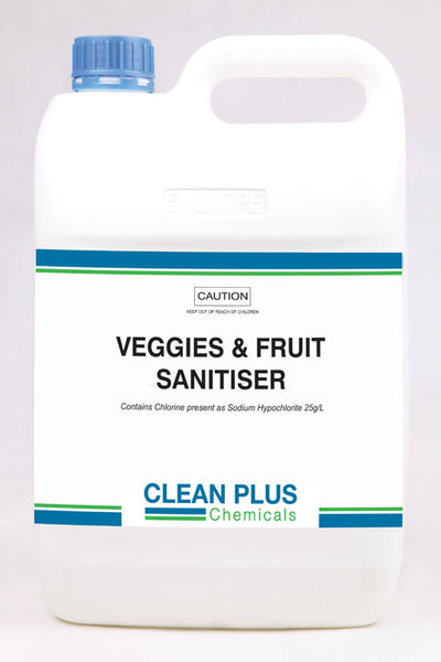Veggie & Fruit Sanitiser