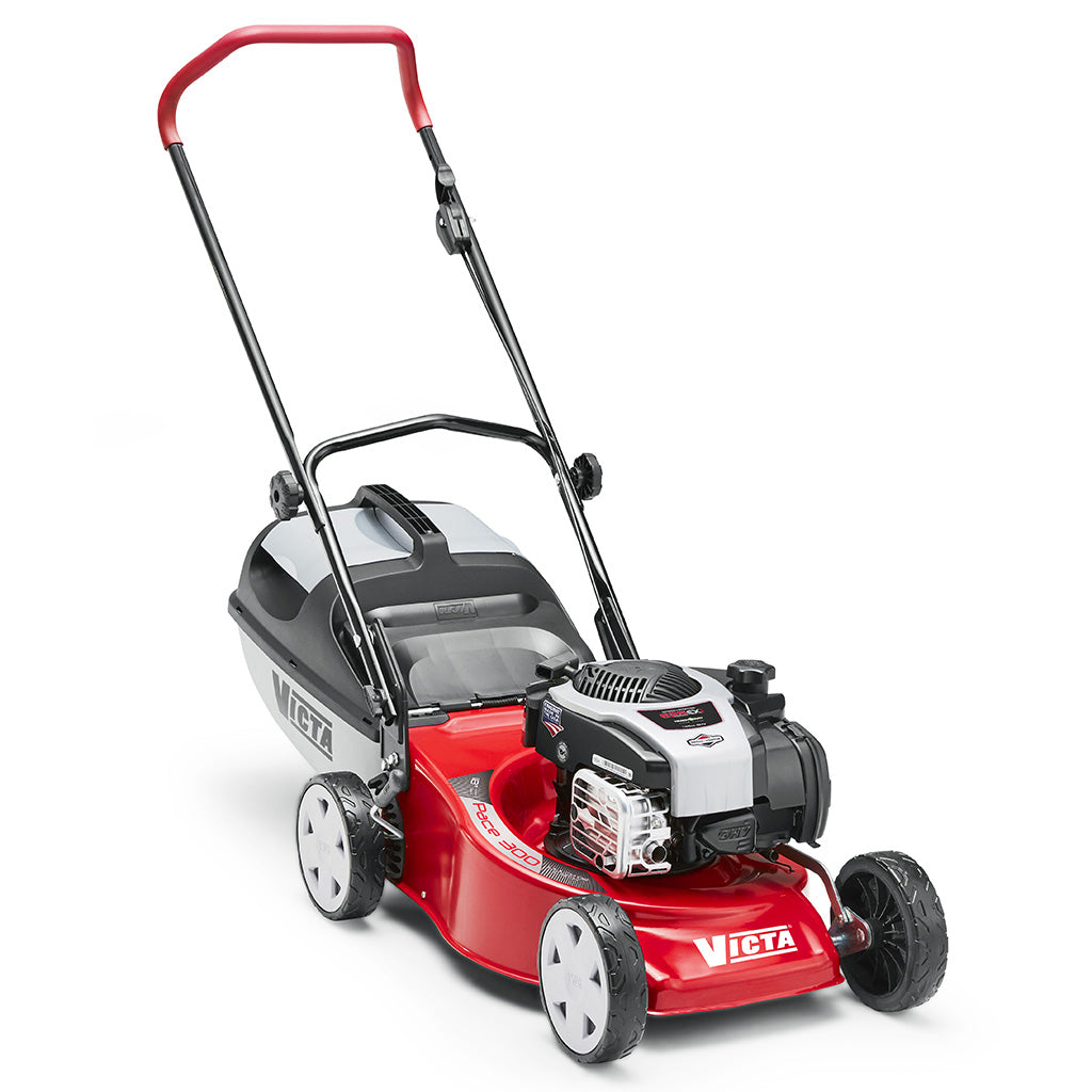 "Victa 18"" Petrol Powered 150cc Pace 300 Lawn Mower 881903"