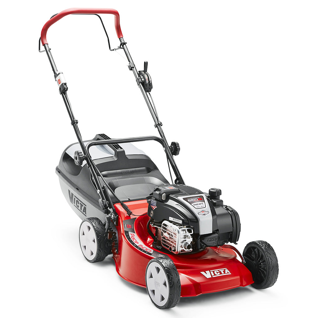 "Victa 19"" Petrol Powered 150cc Pace Ultimate Lawn Mower 881906"