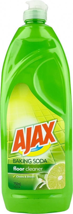 Ajax Floor Cleaner Baking Soda 750ml
