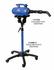 XPOWER B-27 Super Tub Pro Pet Grooming Dual Motor Blaster 6 HP Force Dryer