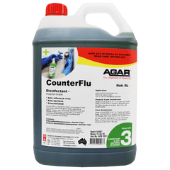 CounterFlu Hospital Grade Disinfectant TGA Approved for Covid-19