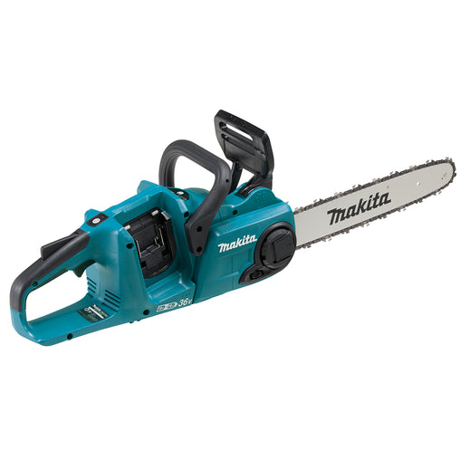 "Makita DUC353 36V (18Vx2) Li-ion Brushless Chainsaw 350mm (14"")"