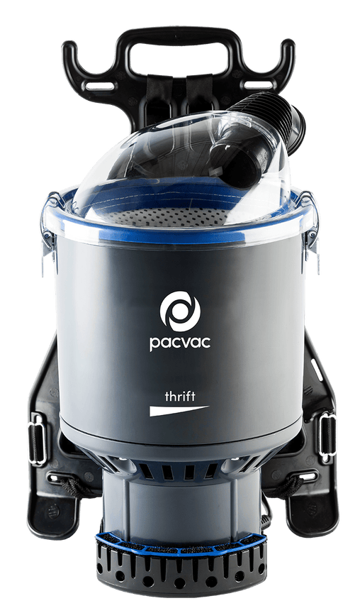 PACVAC Thrift 650 1300W Commercial Backpack Vacuum Cleaner (VB650TH01A01)