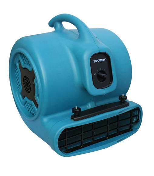 XPOWER X-800C 1HP 700W 3200CFM Multi-Cage Heavy Duty Air Mover