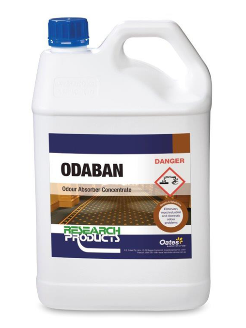Odaban Carpet Odour Absorber Concentrate 5L and 15L