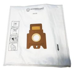 Synthetic Dust Bags for Miele Vacuum Cleaner VP375S