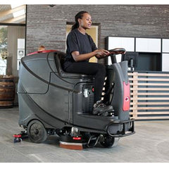 VIPER AS710R Ride On Scrubber Dryers