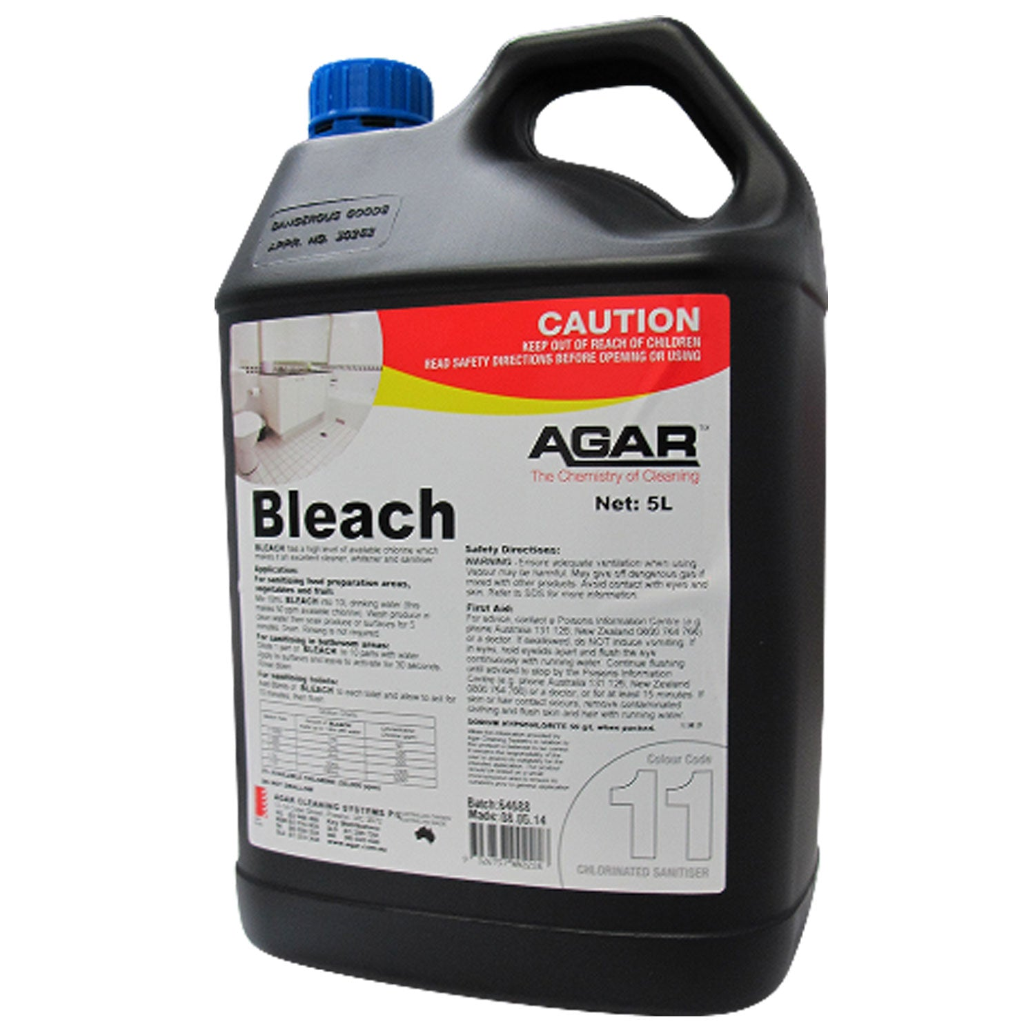 Bleach - Sanitiser