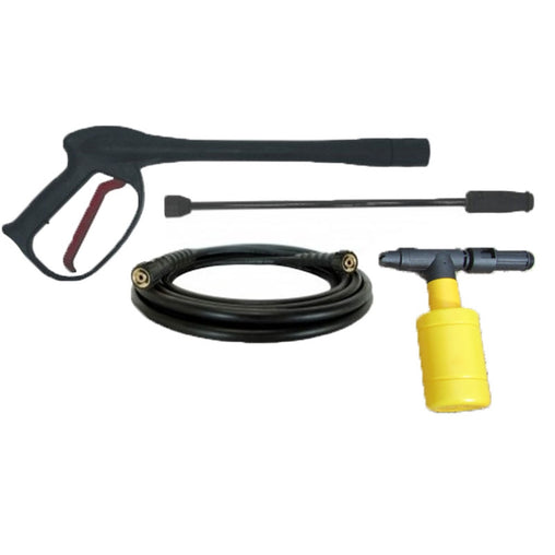 BE Electric Pressure Washer Spray Gun Kit
