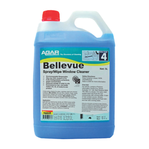 BELLEVUE – Window and Glass Cleaner