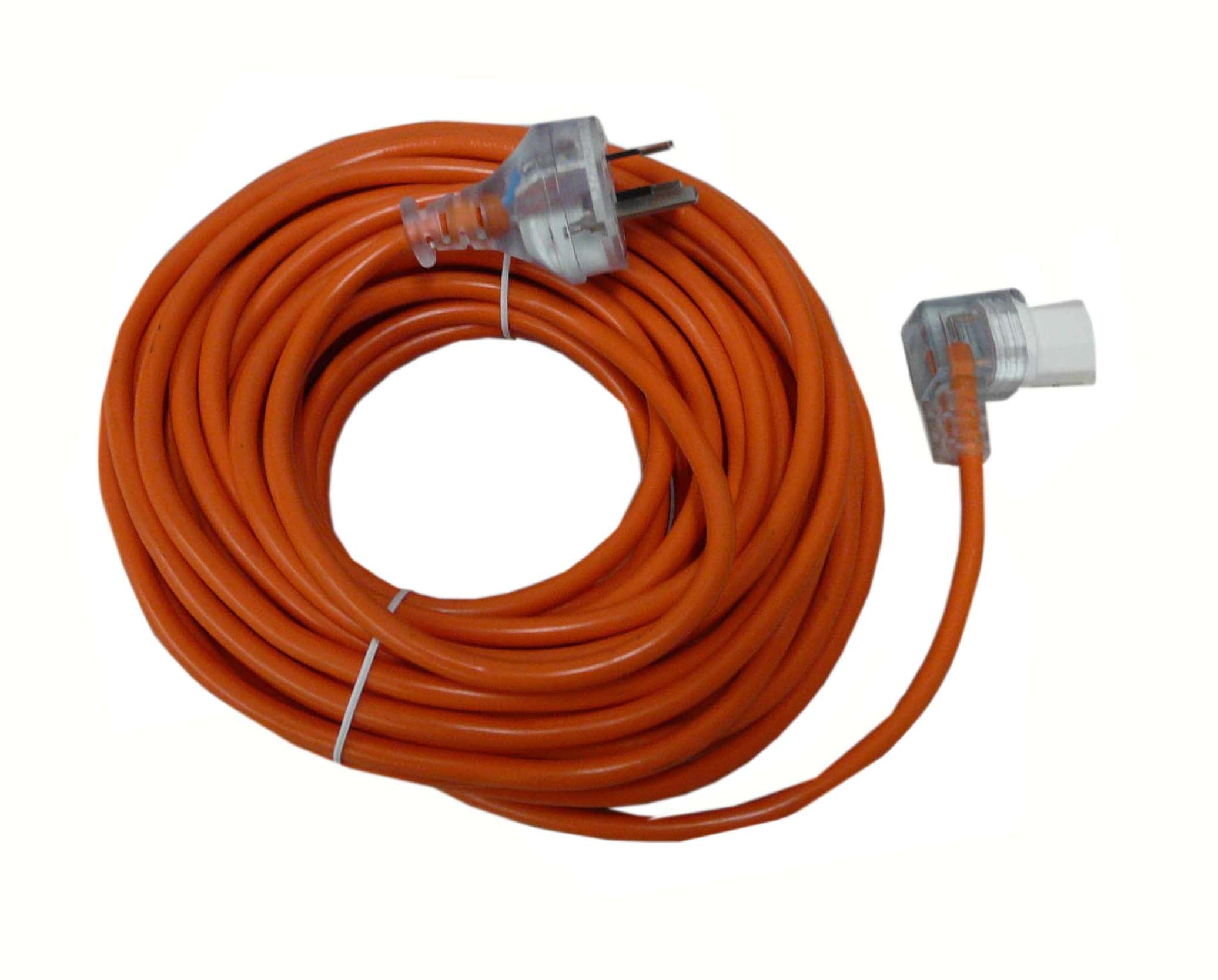 15M 10Amp Extension Right Angle Lead