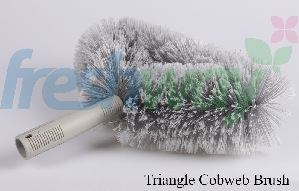 Cobweb Brush Triangle Head