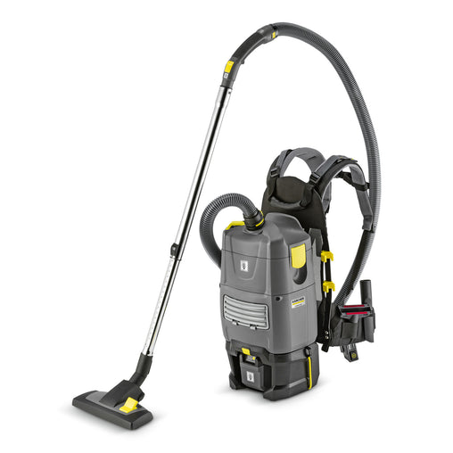 Karcher Professional BV 5/1 BP Battery Operated Backpack Vacuum Cleaner