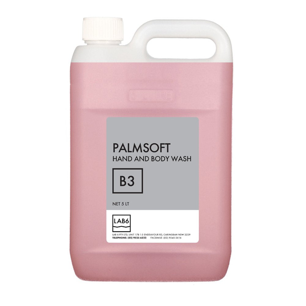 Pink Palm Hand and Body Wash 5L