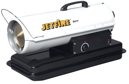 SPITWATER Jetfire DC17 Direct Fired Diesel Heater (JDDC017K)