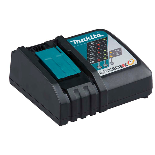 Makita DC18RC 18V Li-Ion Single Port Rapid Charger