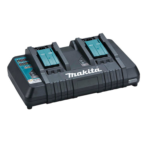 Makita DC18RD 18V Same Time Dual Port Rapid Charger (196936-0)