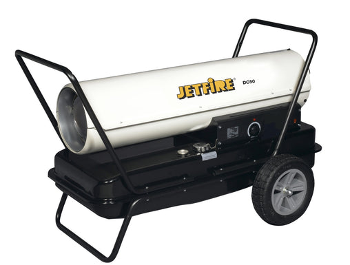 SPITWATER Jetfire DC50 Direct Fired Diesel Heater (JDDC050K)