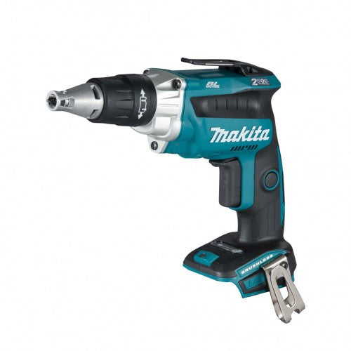 "Makita DFS250Z 18V Li-ion Cordless Brushless High Torque 1/4"" Screwdriver - Skin Only"