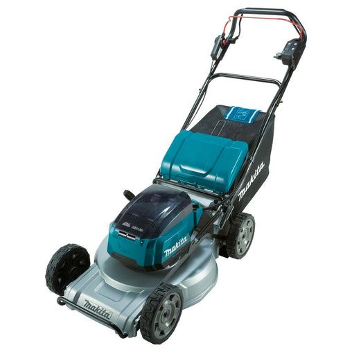"Makita DLM533X 18Vx2 Brushless Self-Propelled Lawn Mower 534mm (21"")"