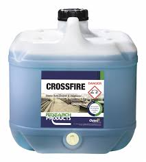 Crossfire Super Cleaner Degreaser Stripper - Research Products