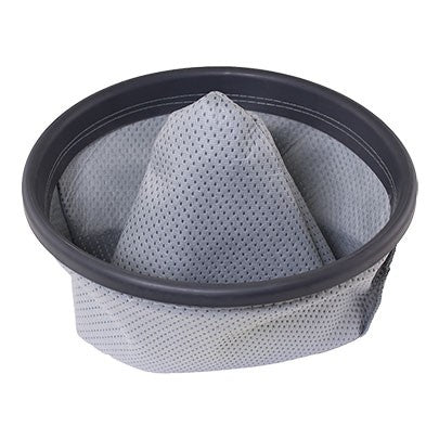Reusable SMS cone dust bag 5L (grey) - DUB003
