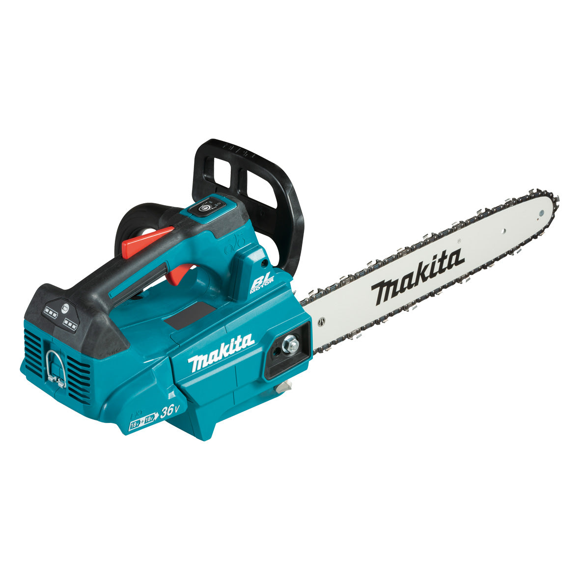 "Makita DUC306 18Vx2 Brushless Top Handle Chainsaw 300mm (12"")"